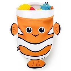RYBKA organizer na zabawki do kąpieli