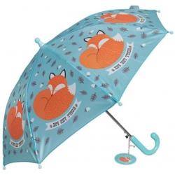 LISEK kolorowa parasolka