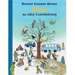 ZIMA NA ULICY CZEREŚNIOWEJ książka Susanne Berner Rotraut