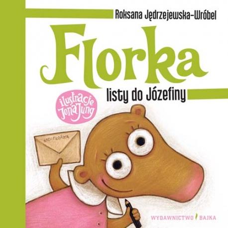 FLORKA. LISTY DO JÓZEFINY książka