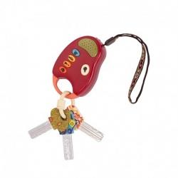 FUNKEYS zestaw kluczy z pilotem