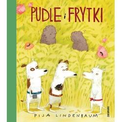 PUDLE I FRYTKI książka w twardej okładce