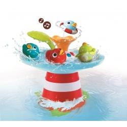 WYŚCIG KACZUSZEK zabawka do kąpieli