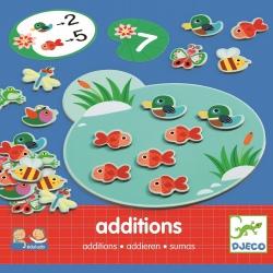 ADDITIONS gra matematyczna EDULUDO