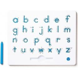 TABLICA MAGNETYCZNA do nauki pisania - małe litery