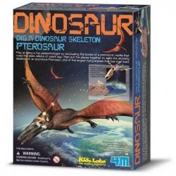 Szkielet dinozaura - Pterozaur