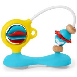 PĘTLA MOTORYCZNA zabawka na krzesełko do karmienia