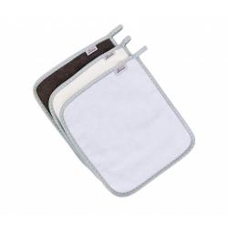 BŁĘKIT zestaw ręczniczków do odbijania i mycia