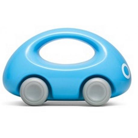 GO CAR niebieskie mini autko
