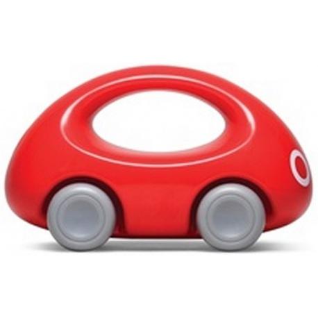 GO CAR czerwone mini autko
