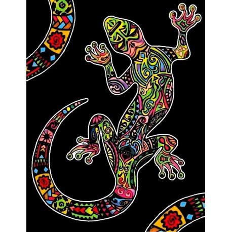 GEKON kolorowanka welwetowa 47x35 cm