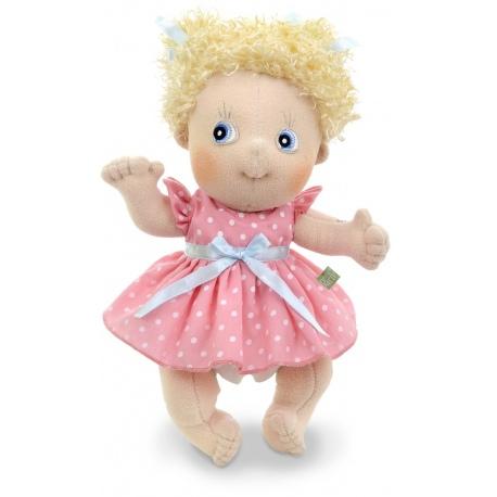 EMILKA bawełniana lalka 32 cm