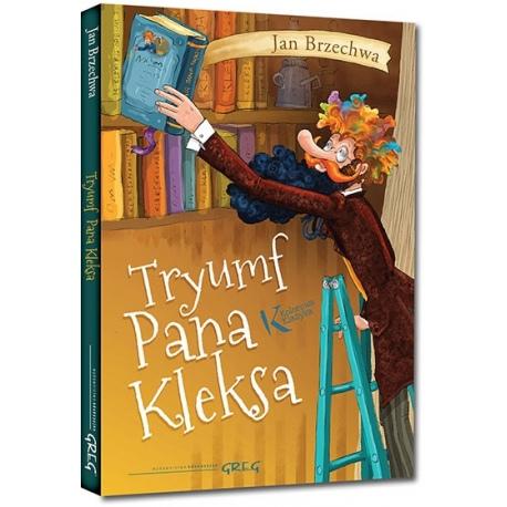 TRYUMF PANA KLEKSA książka dla dzieci