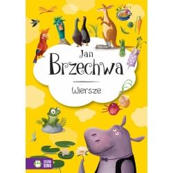WIERSZE DLA DZIECI książka Jan Brzechwa