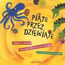 PIĄTE PRZEZ DZIEWIĄTE książka dla dzieci