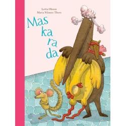 MASKARADA książka dla dzieci