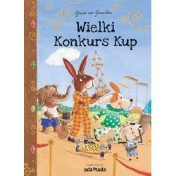 WIELKI KONKURS KUP książeczka dla dzieci Guido von Genechten