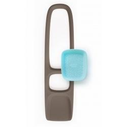 SCOPPI łopatka z sitkiem Bungee Grey + Vintage Blue