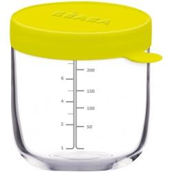 NEON szklany pojemniczek do żywności 250 ml