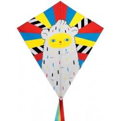 YETI duży latawiec z linką 60x70 cm