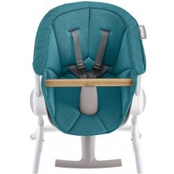 NIEBIESKI miękki wkład do krzesełka do karmienia Up&Down