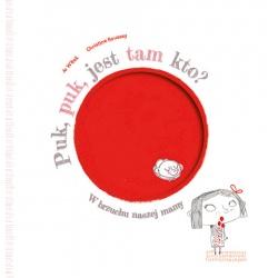 PUK, PUK, JEST TAM KTO? książka dla dzieci
