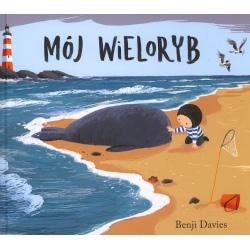 MÓJ WIELORYB książka dla dzieci