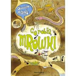 CO ROBIĄ MRÓWKI opowiem Ci mamo książka dla dzieci