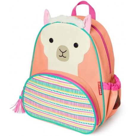 LAMA plecak dla przedszkolaka ZooPack