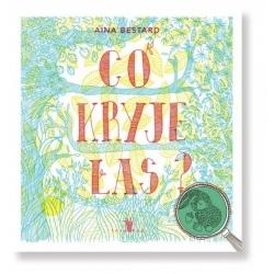 CO KRYJE LAS? interaktywna książka dla dzieci