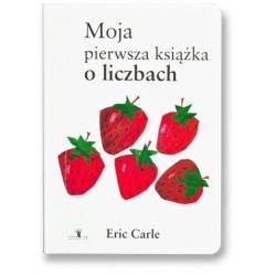 MOJA PIERWSZA KSIĄŻKA O LICZBACH książka dla dzieci