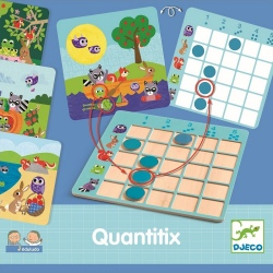 QUANTITIX gra matematyczna EDULUDO