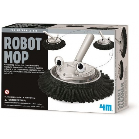 ROBOT MOP zestaw kreatywny