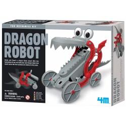 ROBOT SMOK zestaw kreatywny