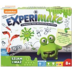 SZLAM I MAŹ zestaw eksperymentalny EXPERIMAKE