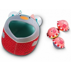 WILK NICOLAS mini koszykówka do wody zabawka do kąpieli