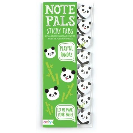 PANDA karteczki samoprzylepne 120 szt.