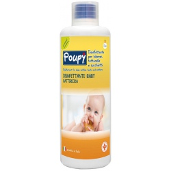 PŁYN DO DEZYNFEKCJI butelek, smoczków, gryzaków dla dzieci 1000 ml