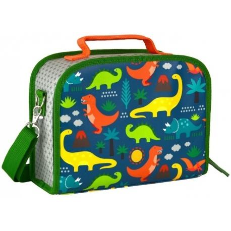 DINOZAURY ekologiczny lunchbox