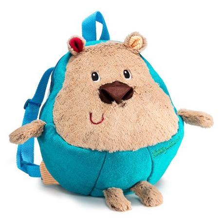 MIŚ CESAR mini plecaczek dla przedszkolaka