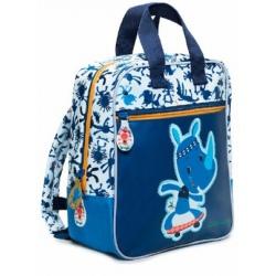 NOSOROŻEC MARIUS plecak dla przedszkolaka