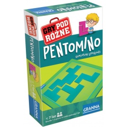 PENTONIMO gra logiczna układanka geometryczna