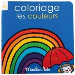 KOLORY kolorowanka nauka kolorów 20 stron