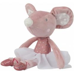 ROSE myszka baletnica przytulanka 27 cm