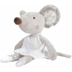 GREY myszka baletnica przytulanka 27 cm
