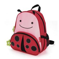 BIEDRONKA plecak dla przedszkolaka ZooPack
