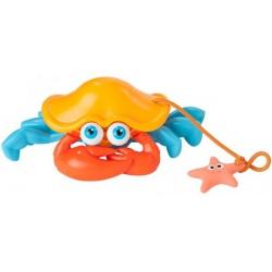 WESOŁY KRAB Crabby zabawka do ciągnięcia