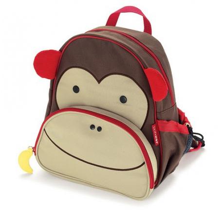MAŁPKA plecak dla przedszkolaka Skip Hop ZooPack