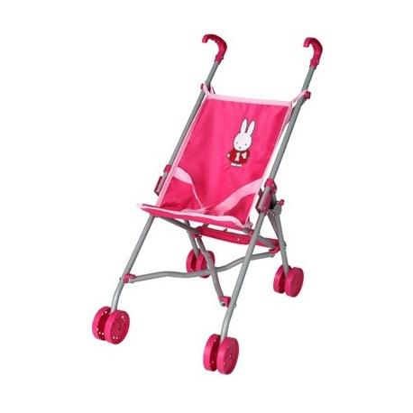 MIFFY różowy wózek spacerówka dla lalki