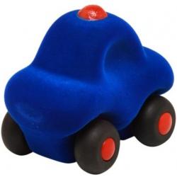 RADIOWÓZ kauczukowy niebieski mikro pojazd